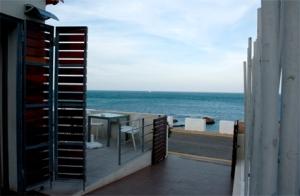 De puertas al Mar...
